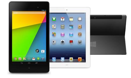 IDC: Android seguirá ampliando su ventaja en tablets sobre iOS, Windows crecerá lentamente