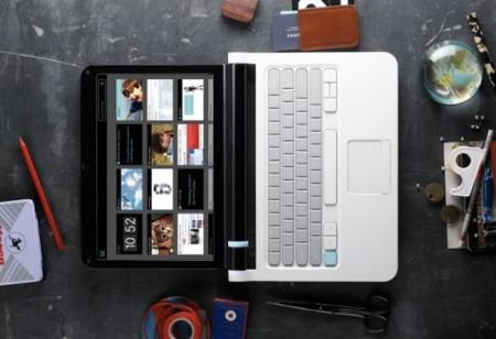 Litl Webbook, ordenador portátil especial para tener en casa