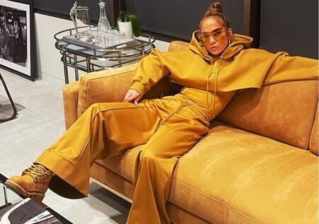 Jennifer Lopez luce el conjunto deportivo de Beyoncé, demostrando que ese chándal solo es apto para divas