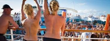 'Couples Cruises' el crucero del sexo en el que todas las fantasías se hacen realidad