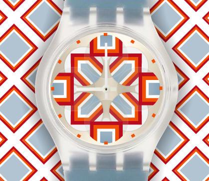 Swatch presenta su colección Puzzle Motion