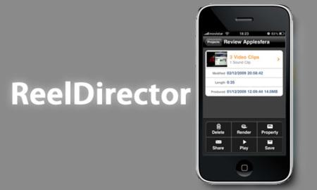 Análisis de ReelDirector, edita vídeo desde tu propio iPhone