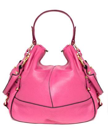 bolso rosa uterque