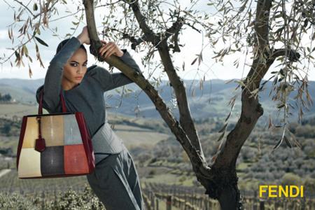 El viñedo de Fendi es de Joan Small en la campaña de otoño