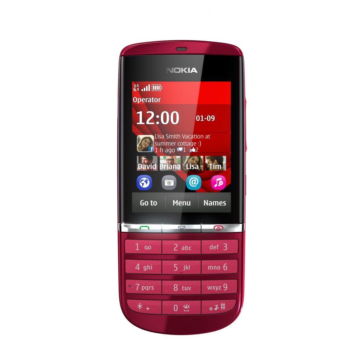 Foto de Nokia Asha 300 (2/5)