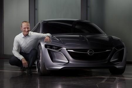 Opel Monza Concept, la visión de futuro de Opel para Frankfurt 2013