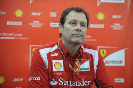 Aldo Costa abandona Ferrari