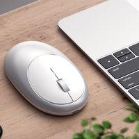 Satechi pone a la venta su propio ratón siguiendo el estilo y colores de aluminio de los Mac