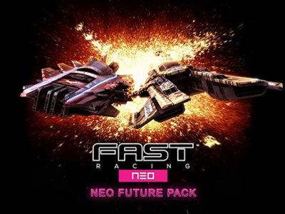 FAST Racing Neo tendrá un nuevo DLC y da a conocer un tráiler al respecto