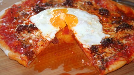 Pizza Huevo