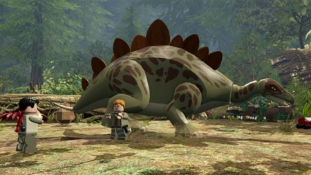 LEGO Jurassic World ya se encuentra disponible