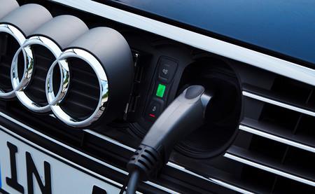 Coche Electrico Audi
