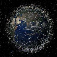 Se contabiliza más basura espacial: casi 18.000 objetos en órbita