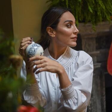 El estilo de Tamara Falcó arrasa en redes sociales, y sus últimos looks con blusa blanca o en el nuevo anuncio de Amazon Prime lo demuestran