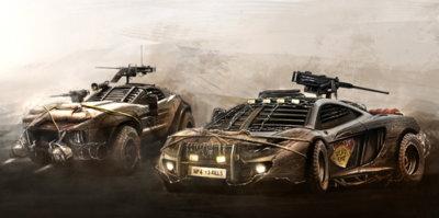 Este es el garaje ideal para un escenario apocalíptico a lo Mad Max