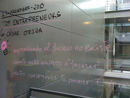"""Emprendedores """"pata negra"""" y """"los otros""""..."""