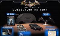 'Batman: Arkham Asylum', se presenta su espectacular Edición de Coleccionista