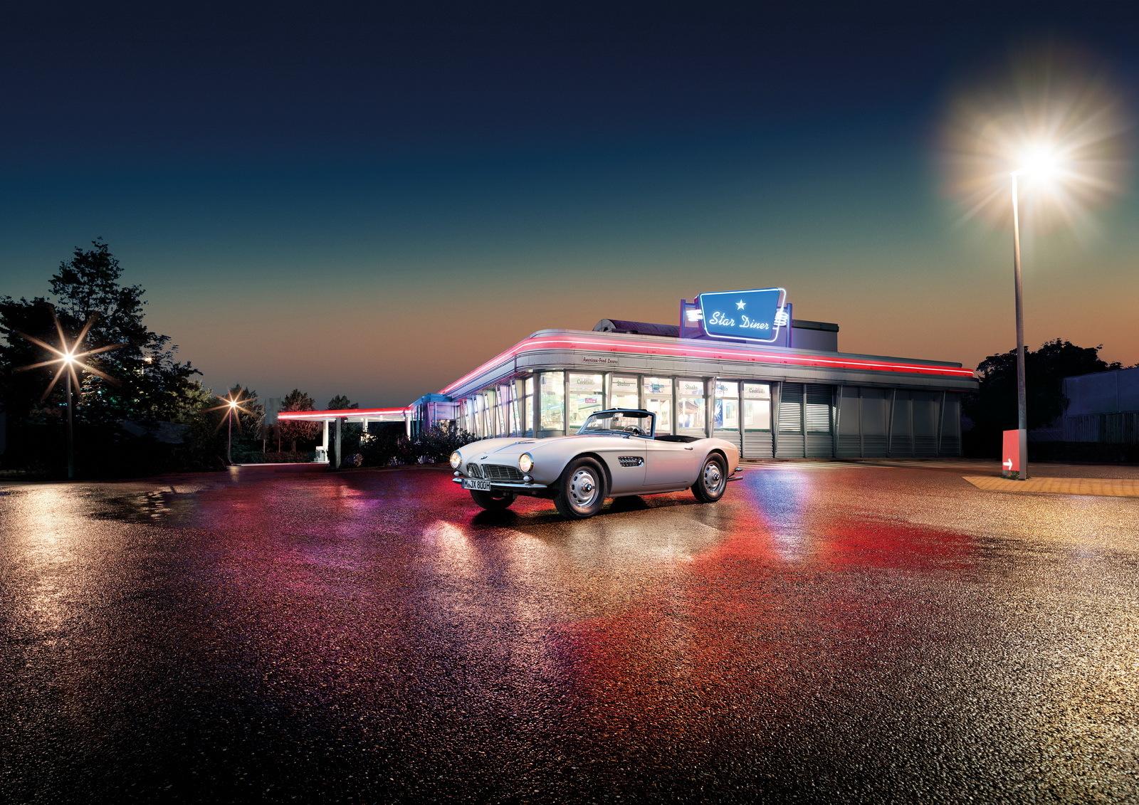 Foto de BMW 507 de Elvis Presley (100/121)