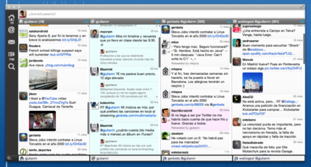 Janetter, un interesante cliente de Twitter para Windows y Mac