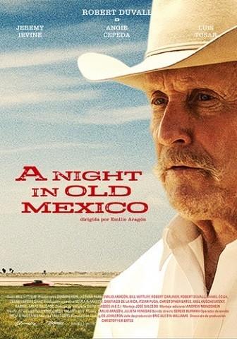 'Una noche en el viejo México', tráiler y cartel de la nueva película de Emilio Aragón