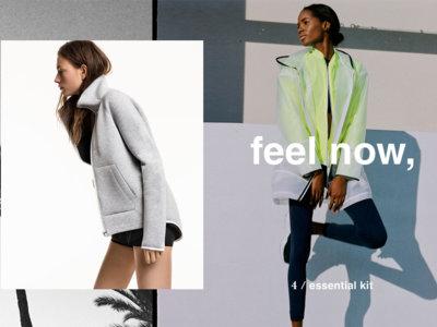 Feel good, la colección de Zara que impulsa a hacer deporte (o al menos a intentarlo)