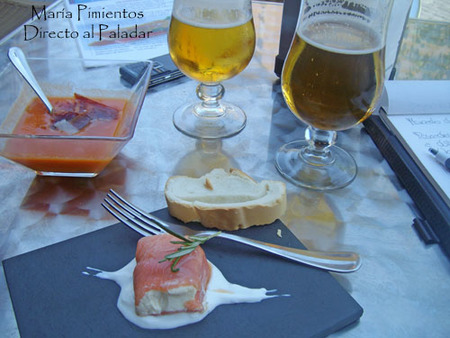 Casa de comidas Montero. De pinchos en Salamanca