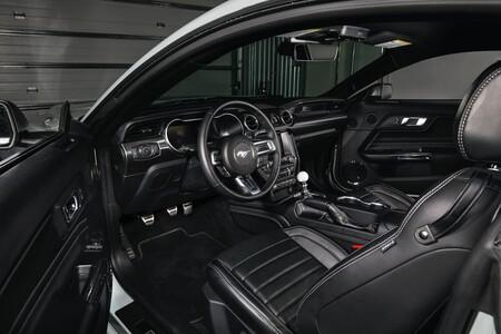 Ford Mustang Mach 1 2021 Precio Mexico 24