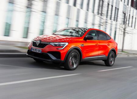 El Renault Arkana frente a sus rivales: CUPRA Formentor, Toyota C-HR y otros SUV llamativos por menos de 30.000 euros
