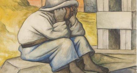 Importante exposición de Diego Rivera en Burgos