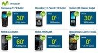 Movistar también lanza tienda con móviles outlet