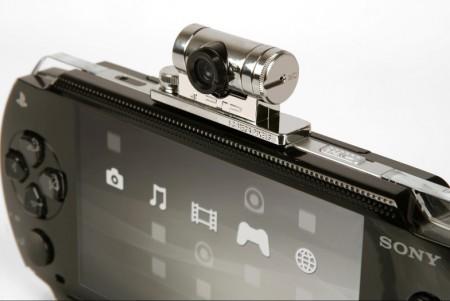 Primer vídeo de PSP con llamadas VoIP