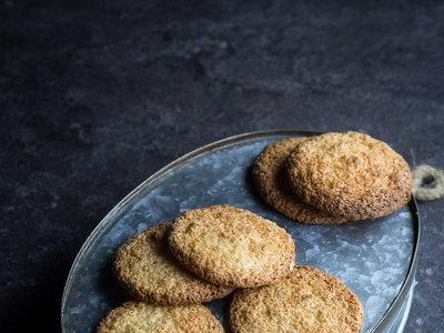 Congolais. La galleta perfecta para los amantes del coco