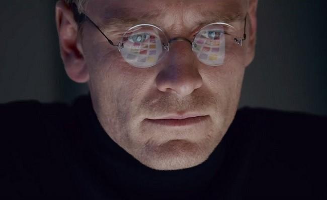 Michael Fassbender es Steve Jobs