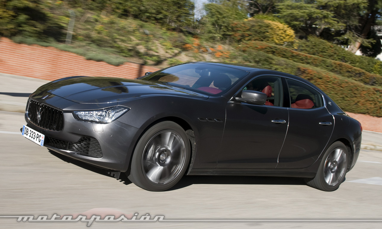 Foto de Maserati Ghibli Diésel (prueba) (22/42)