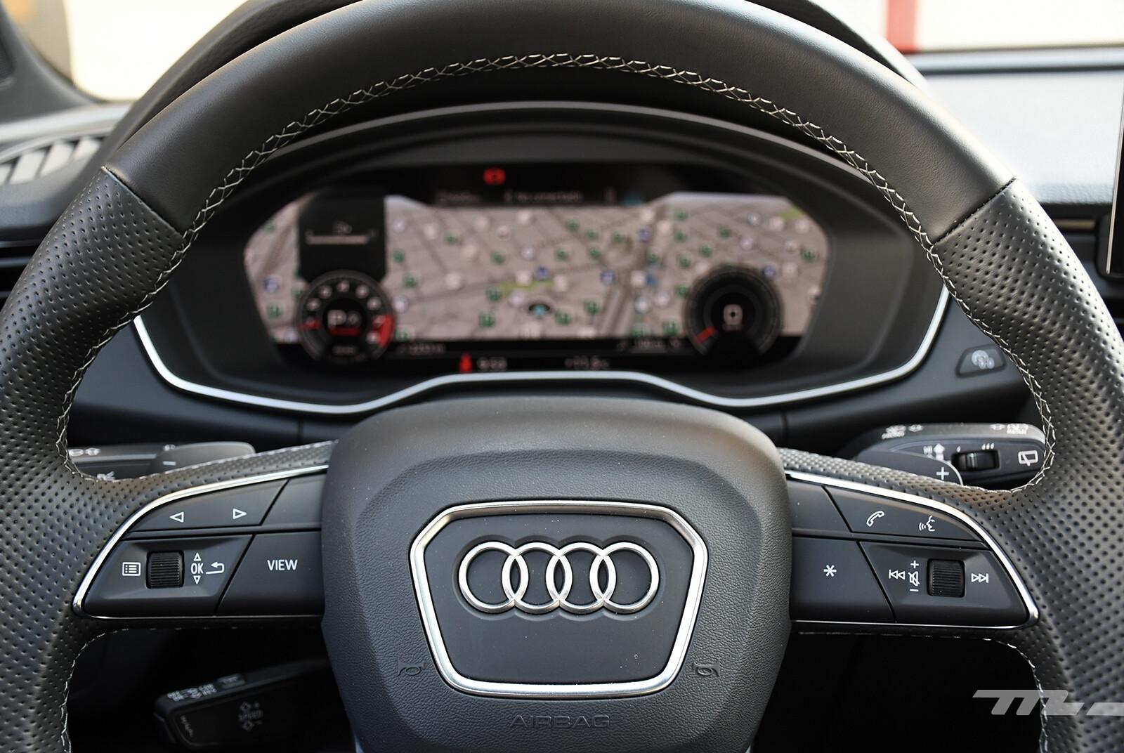 Foto de Audi Q5 2021 (prueba) (17/24)