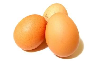 Cocinar huevos con seguridad