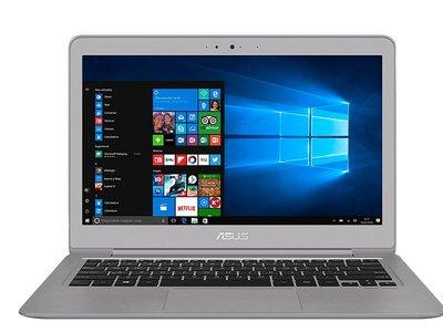 Ligero y potente, el Asus Zenbook UX330UA-FC171T con procesador i7 rebajado en 120 euros en Mediamarkt