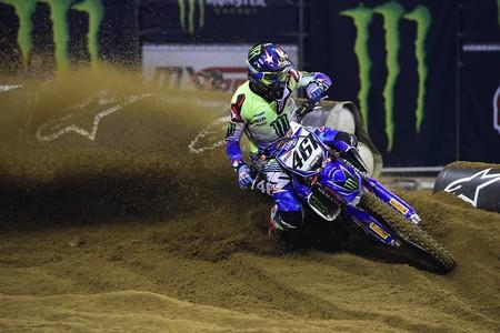 Romain Febvre Yamaha Smx 2016 Veltins Arena