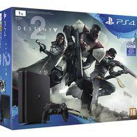 Esta mañana en Mediamarkt, tienes una nueva oportunidad de hacerte con la PS4 de 1 TB con Destiny 2 por 30 euros menos