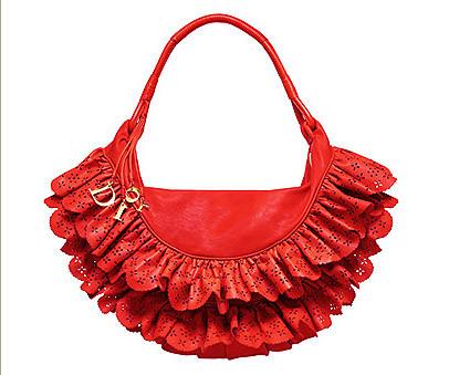 Rojo y oro, lo nuevo de Dior