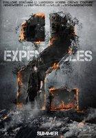 'Los mercenarios 2', cartel