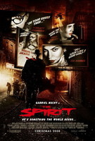 'The Spirit', ¿póster final?