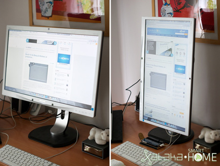 Prueba monitor Philips Power Sensor - apariencia
