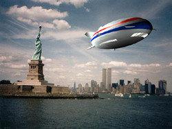 ¿Un hotel de lujo en un dirigible?