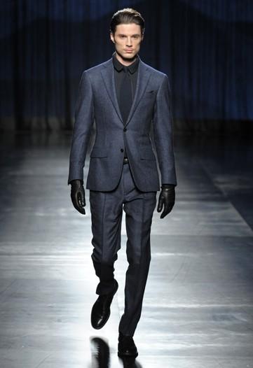 Foto de Ermenegildo Zegna, Otoño-Invierno 2010/2011 en la Semana de la Moda de Milán (1/13)