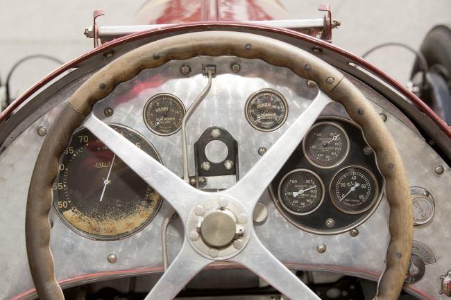Foto de Alfa Romeo 8C-35 Monoposto de 1935 ex-Tazio Nuvolari (10/19)