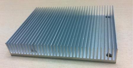 disipador aluminio