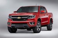 Auto Show de Los Angeles 2013: Chevrolet Colorado 2015
