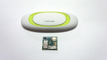 Toshiba Silmee, un parche para llevar el control de nuestra salud