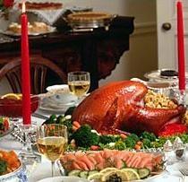 Cuidado al manipular las sobras de las comidas navideñas